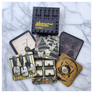 Abbey Road Vintage Recording Equipment Coasters